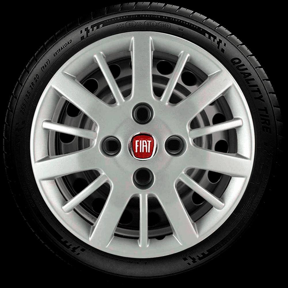 Calota Aro 14 Fiat Palio Siena Uno G073