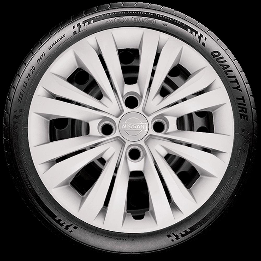 Calota Aro 14 Nissan Versa March G245