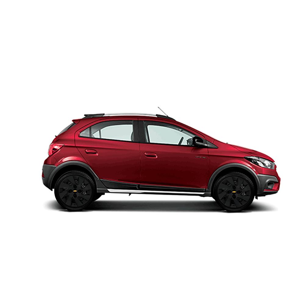Calota Mod. Original Preto Fosco Aro 15 Chevrolet Gm Celta Corsa Max Astra Meriva Santo Andre - Abc - Sp G195Pf  - Rei das Calotas