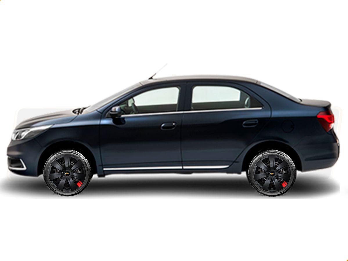 Calota Personalizada Novo Chevrolet Prisma Onix Plus 2019 2020  Aro 14 G461
