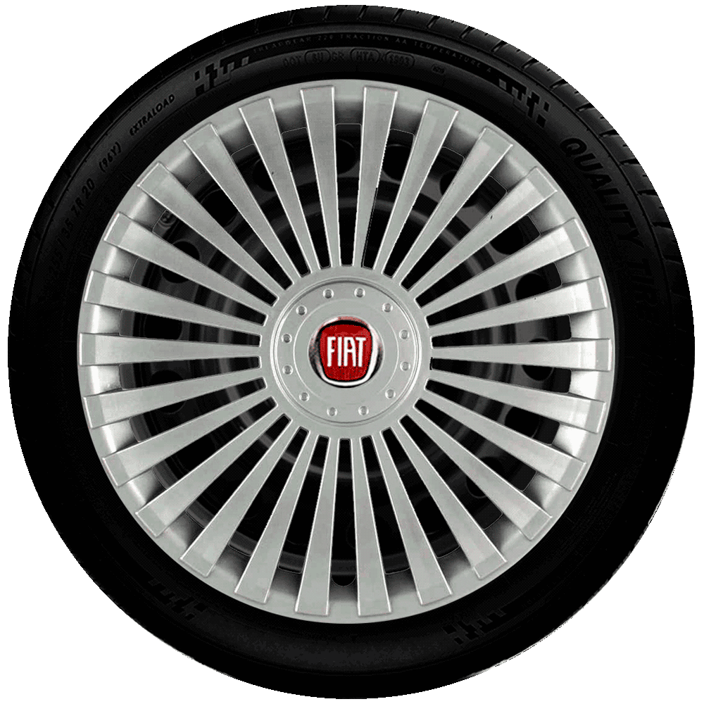 Calota Aro 15 Fiat Palio Idea Siena Uno Punto G171