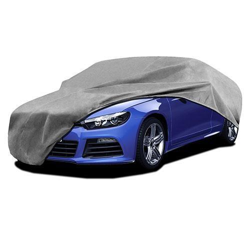 Capa De Chuva Para Carros 100% Impermeavel