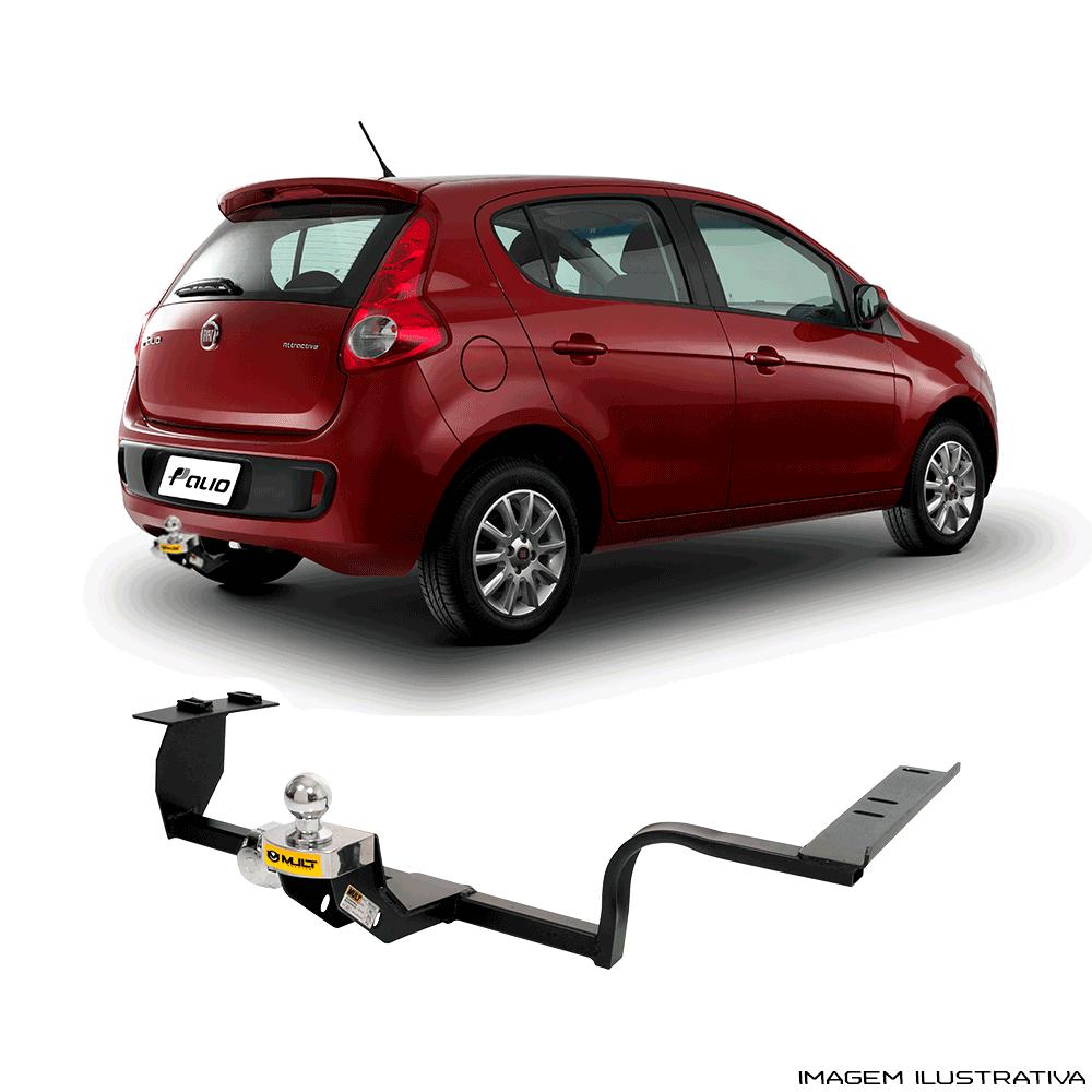 Engate Reboque Fiat Novo Palio attrative essence  2012 a 2017 Santo Andre - ABC - SP
