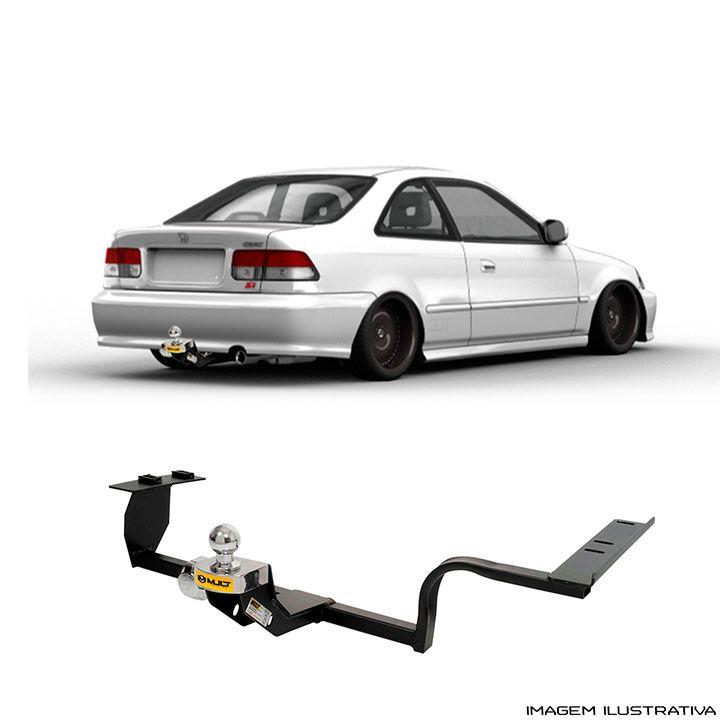 Engate Reboque Honda Civic Sedan 2000 Santo Andre - ABC - SP