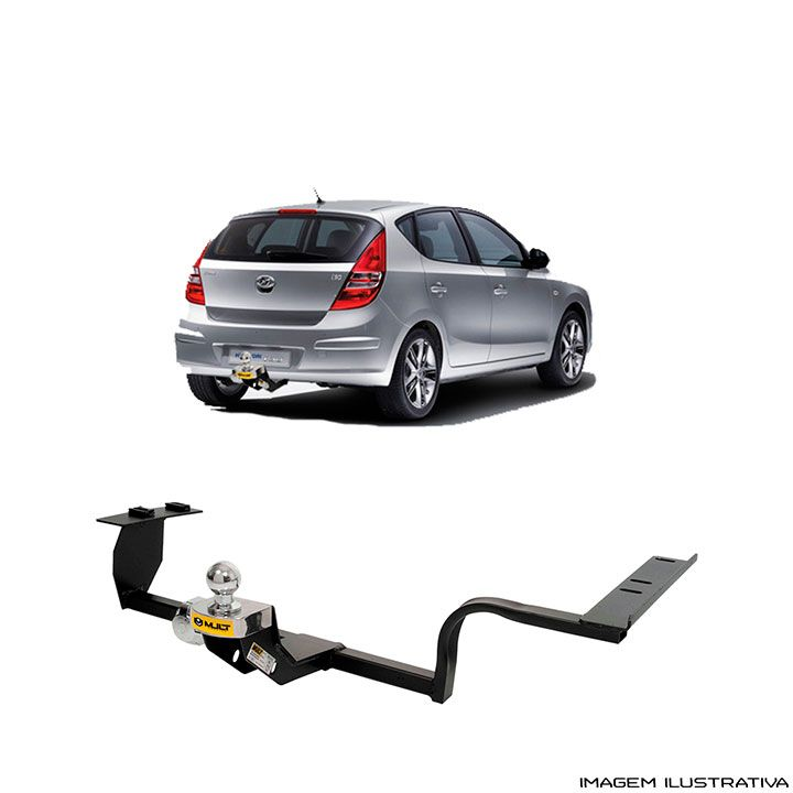 Engate Reboque Hyundai I30 2005 a 2013 Santo Andre - ABC - SP