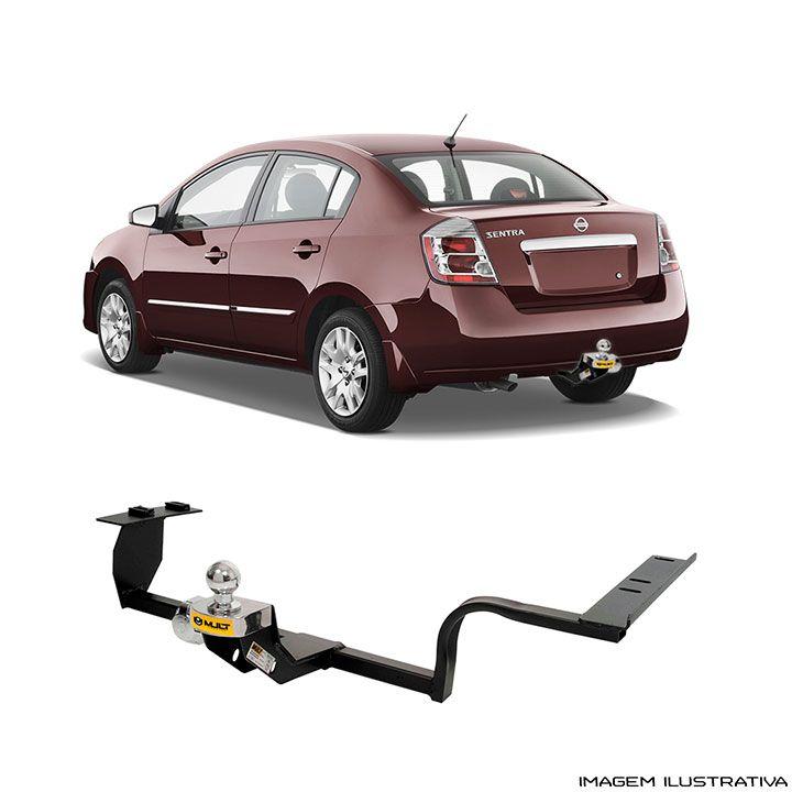 Engate Reboque Nissan Sentra 2007 a 2013  Santo Andre - ABC - SP
