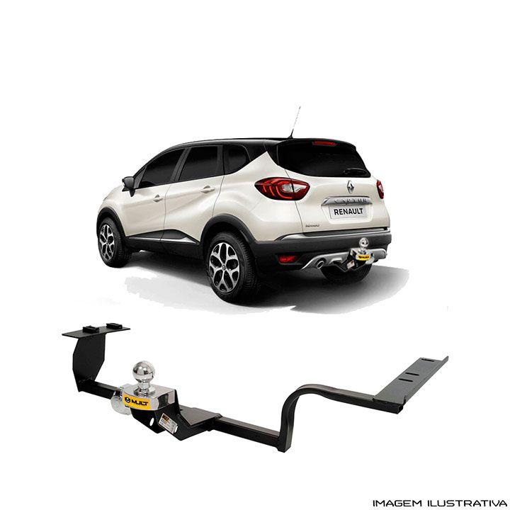 Engate Reboque Renault  Captur 2017 a 2018 Santo Andre - ABC - SP