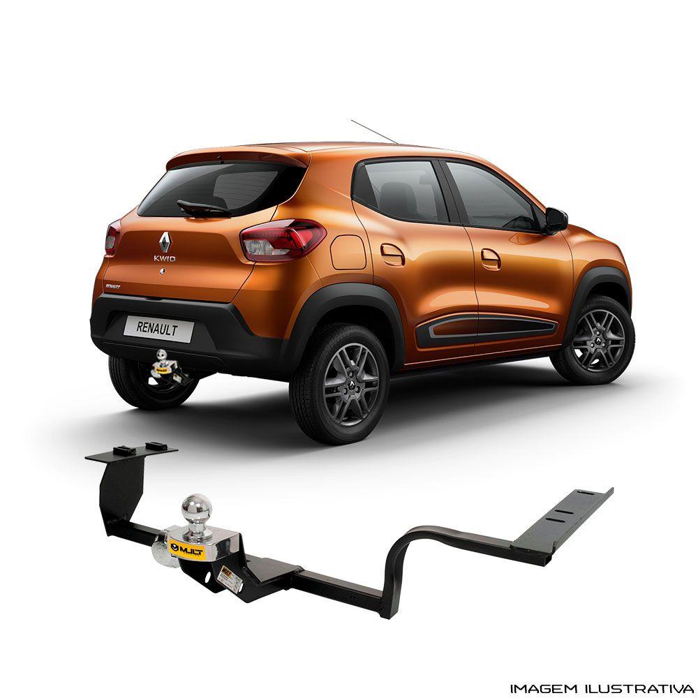 Engate Reboque Renault Kwid 2018 2019 Santo Andre - ABC - SP