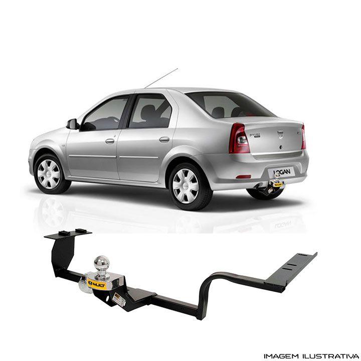 Engate Reboque Renault Logan 2007 a 2013 Santo Andre - ABC - SP