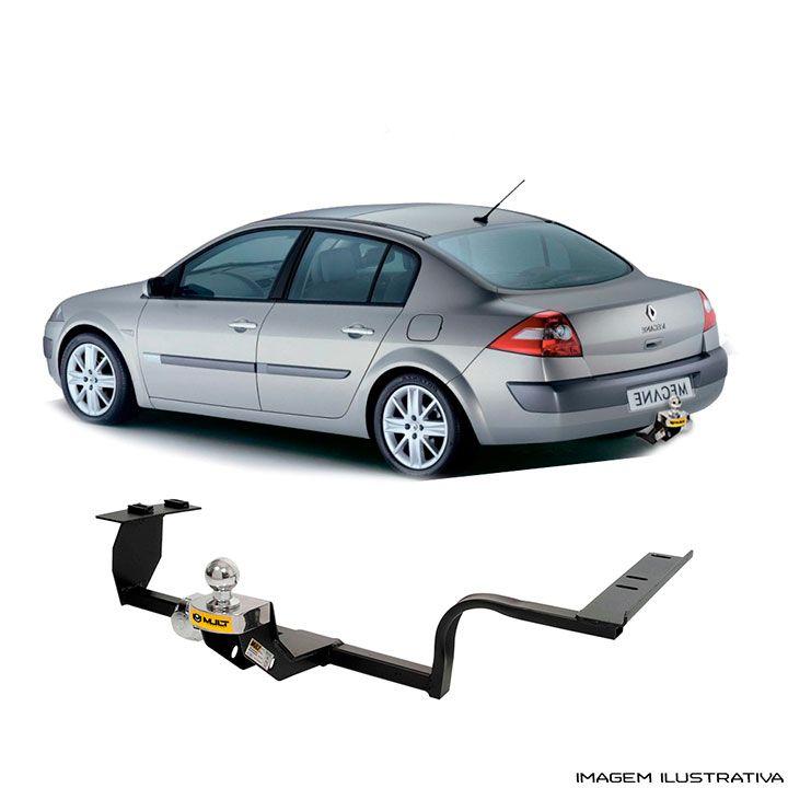 Engate Reboque Renault Megane Sedan 2006 a 2014 Santo Andre - ABC - SP