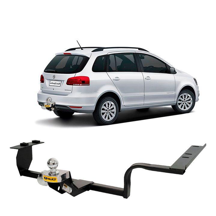 Engate Reboque Volkswagen Spacefox 2014 a 2017 Santo Andre - ABC - SP