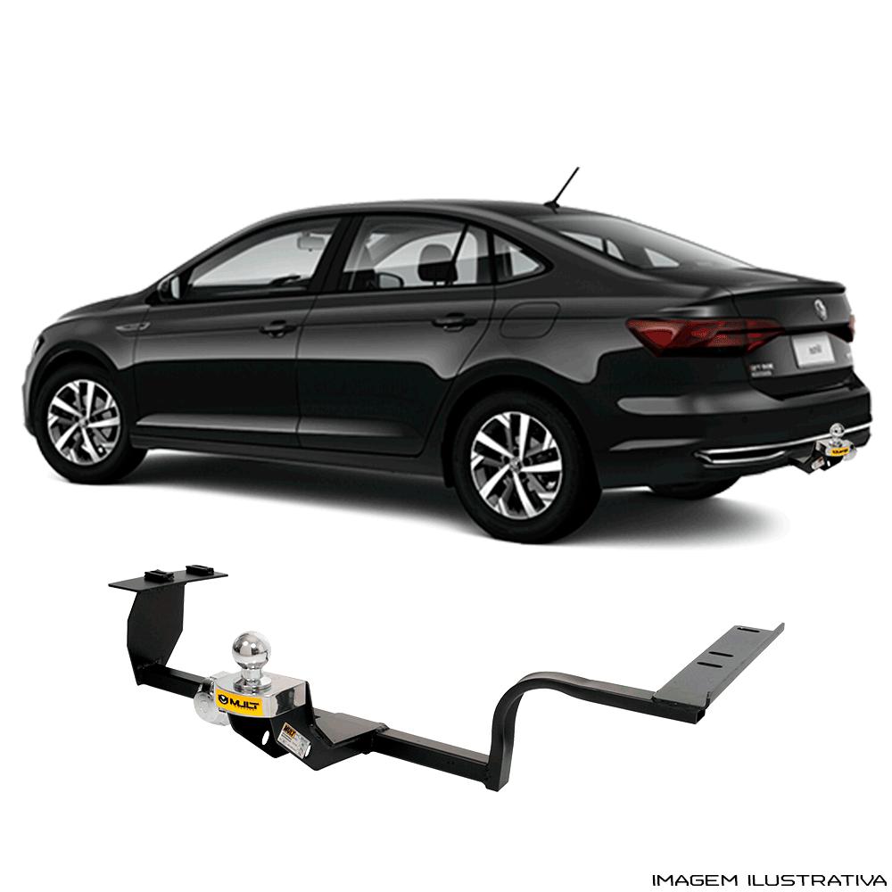 Engate Reboque Volkswagen Virtus 2018 Santo Andre - ABC - SP