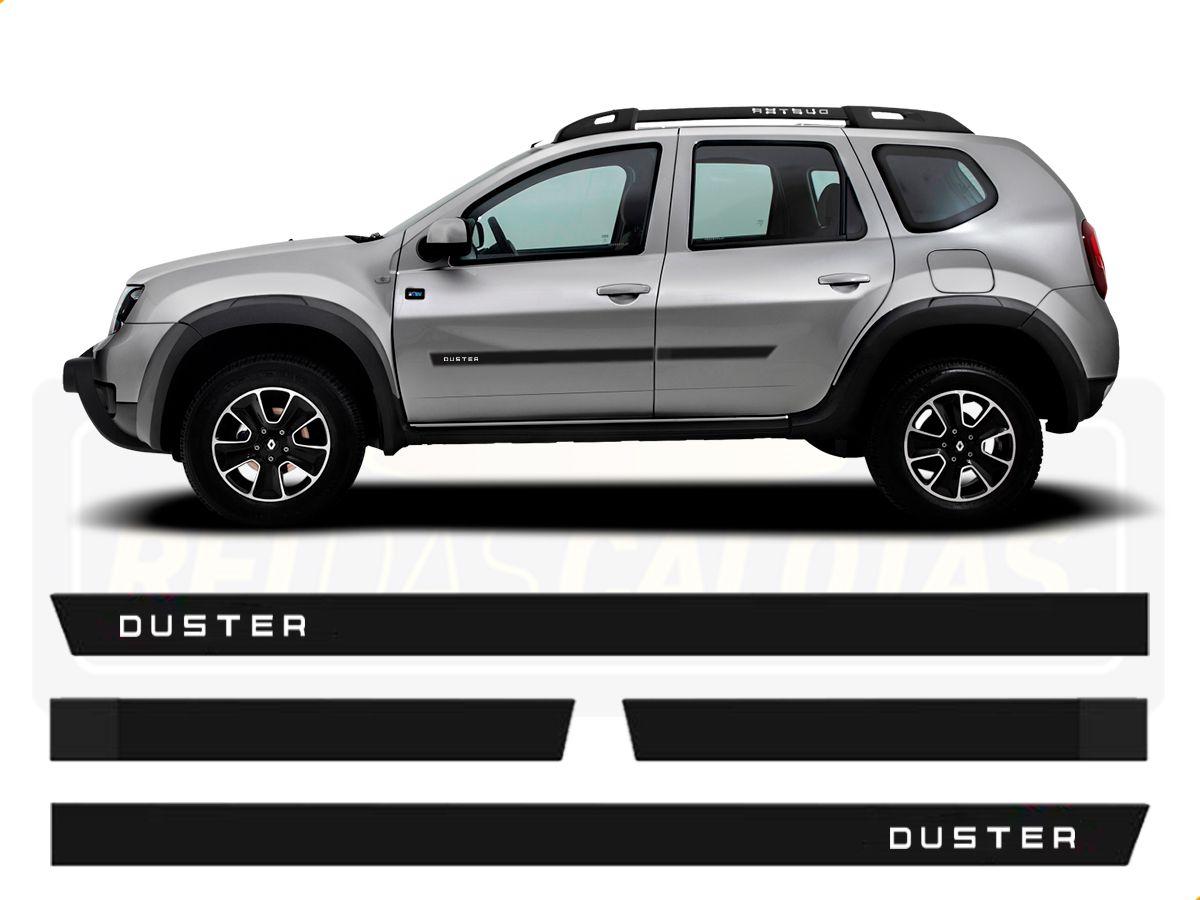 Friso Borrachão Lateral Renault Duster
