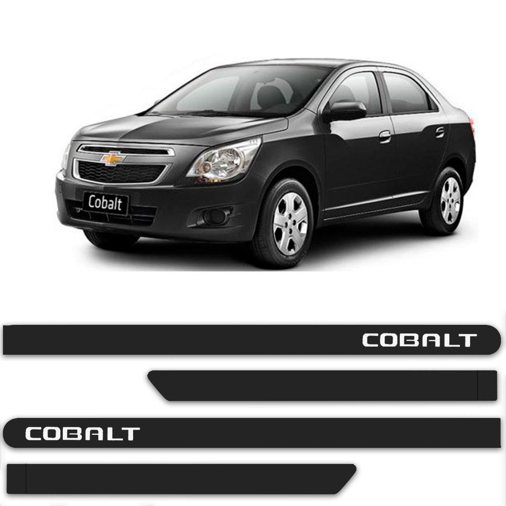 Friso Lateral Personalizado Para Chevrolet Cobalt