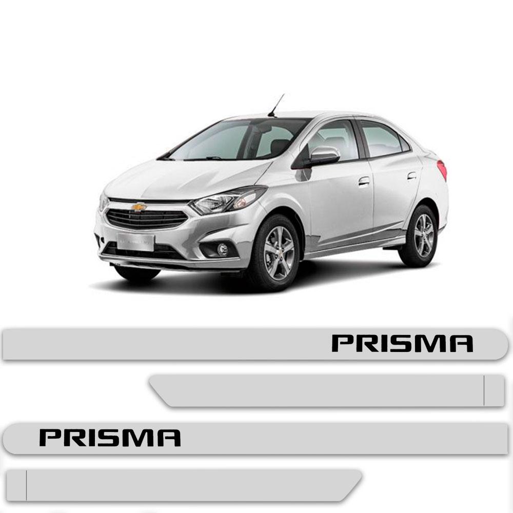 Friso Lateral Personalizado Para Chevrolet Prisma
