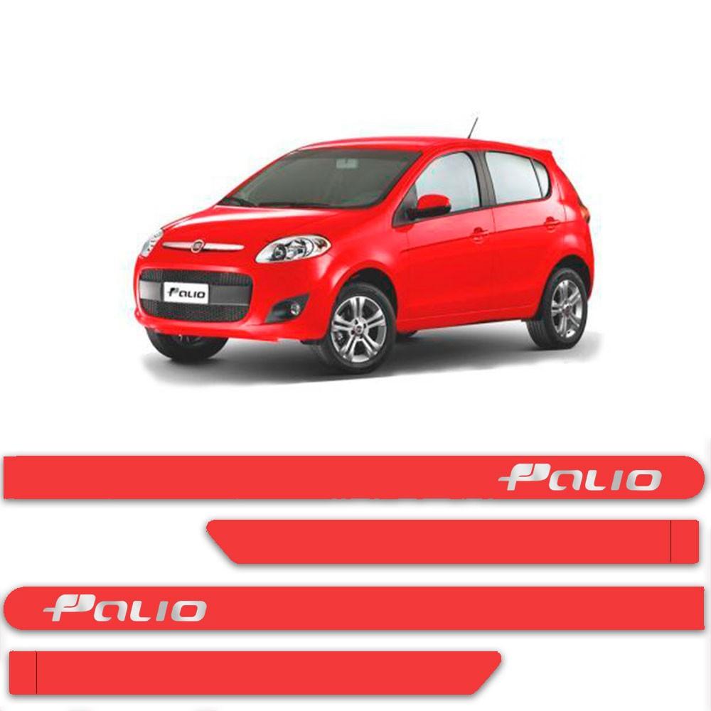 Friso Lateral Personalizado Para Fiat Palio