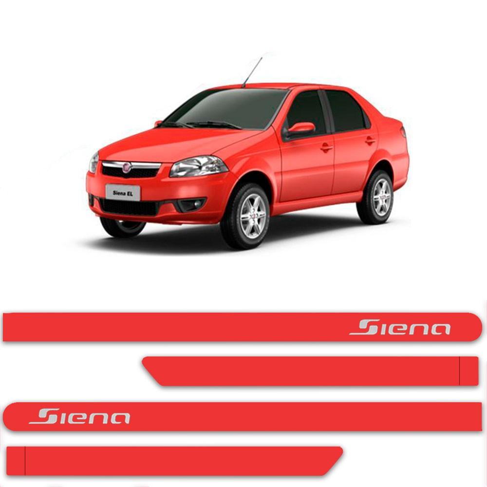 Friso Lateral Personalizado Para Fiat Siena