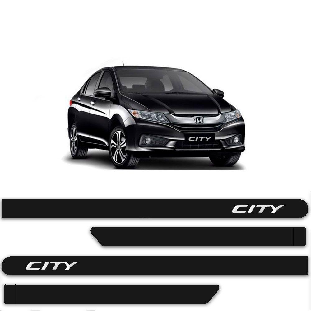 Friso Lateral Personalizado Para  Honda City
