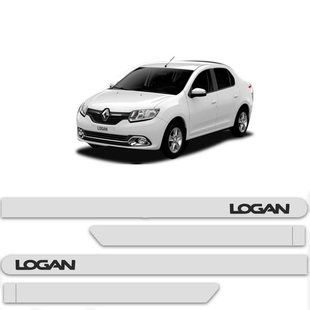 Friso Lateral Personalizado Para Renault Logan
