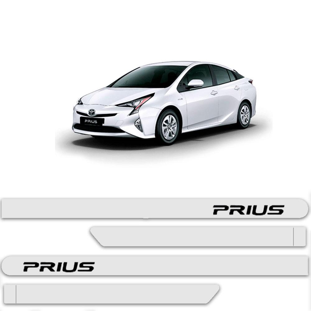 Friso Lateral Personalizado Para Toyota Prius
