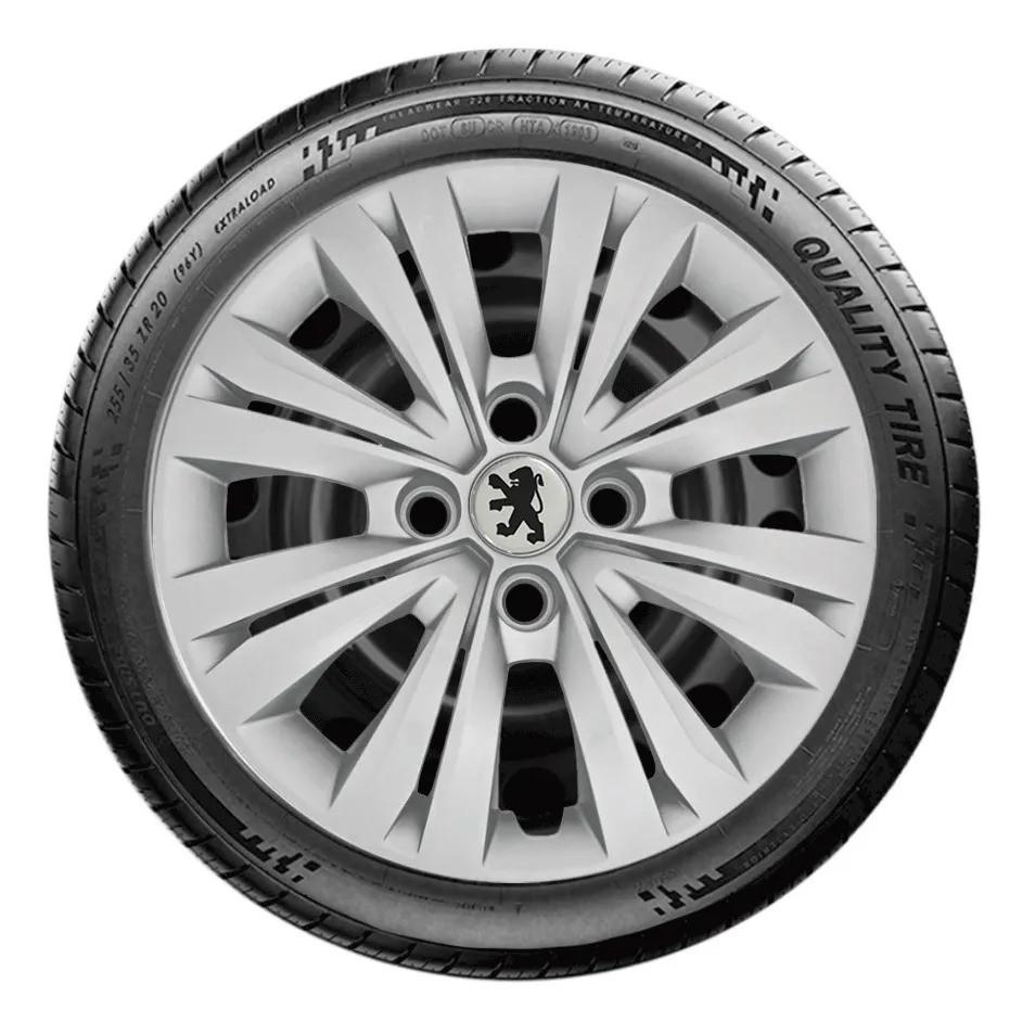 Jogo Calota Aro 14 Peugeot 208 307 306 206 207 G245J