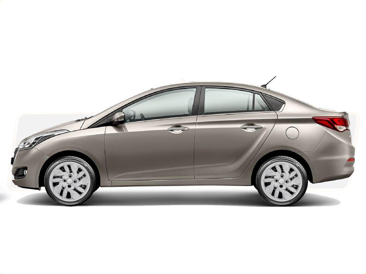 Jogo Calota Aro 14 Hyundai Hb20 Hatch Sedan 2013 2020 G292JE