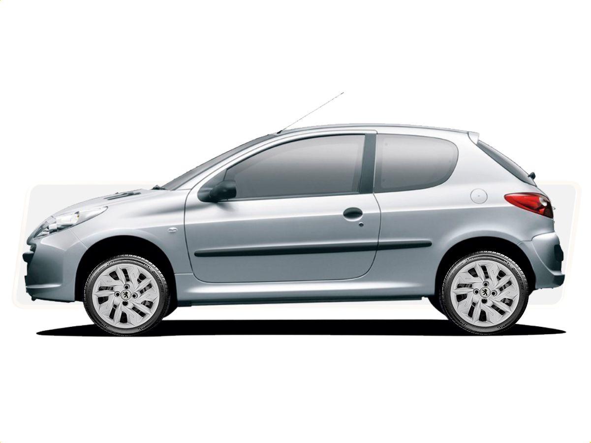 Jogo Calota Aro 14 Peugeot 208 307 306 206 207 G292JE