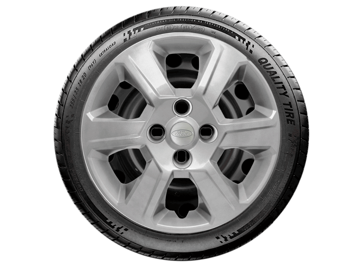 Jogo Calota Aro 15 Ford Ka Hatch Sedan 2016 2019 G084JE