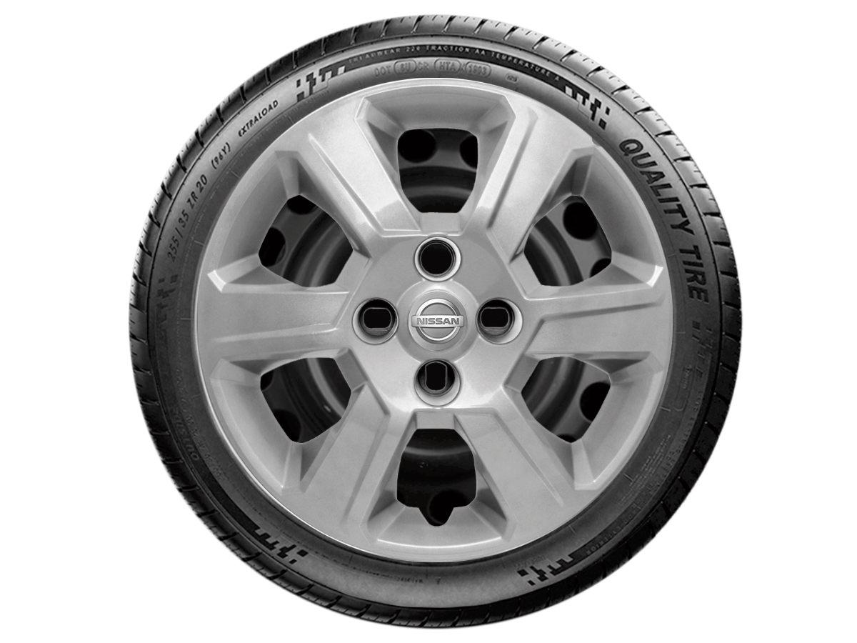 Jogo Calota Aro 15 Nissan March Versa 2013 2020 G084JE