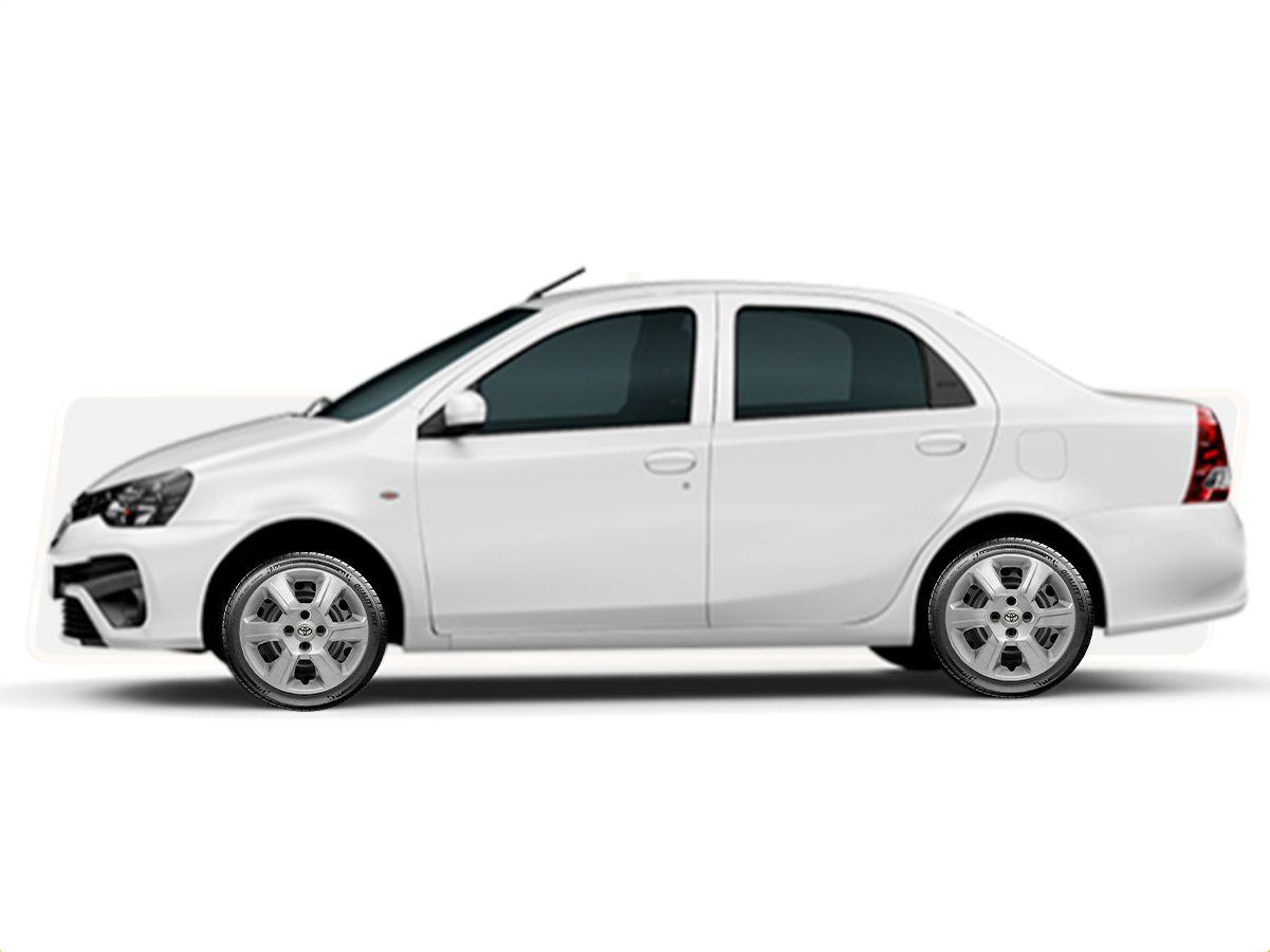 Jogo Calota Aro 15 Toyota Etios Sedan Hatch G084JE