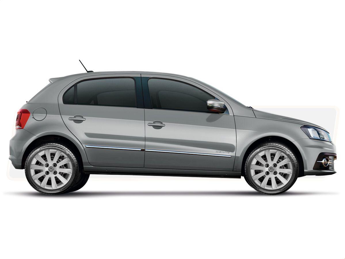 Jogo Calota Aro 15 Volkswagen Gol Voyage G4 G5 Parati G018JE