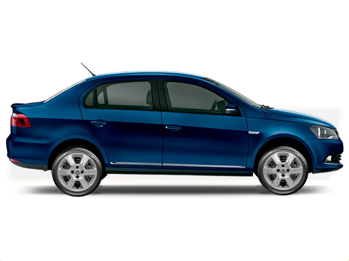 Jogo Calota Aro 15 Volkswagen Gol Voyage G4 G5 Parati G084JE