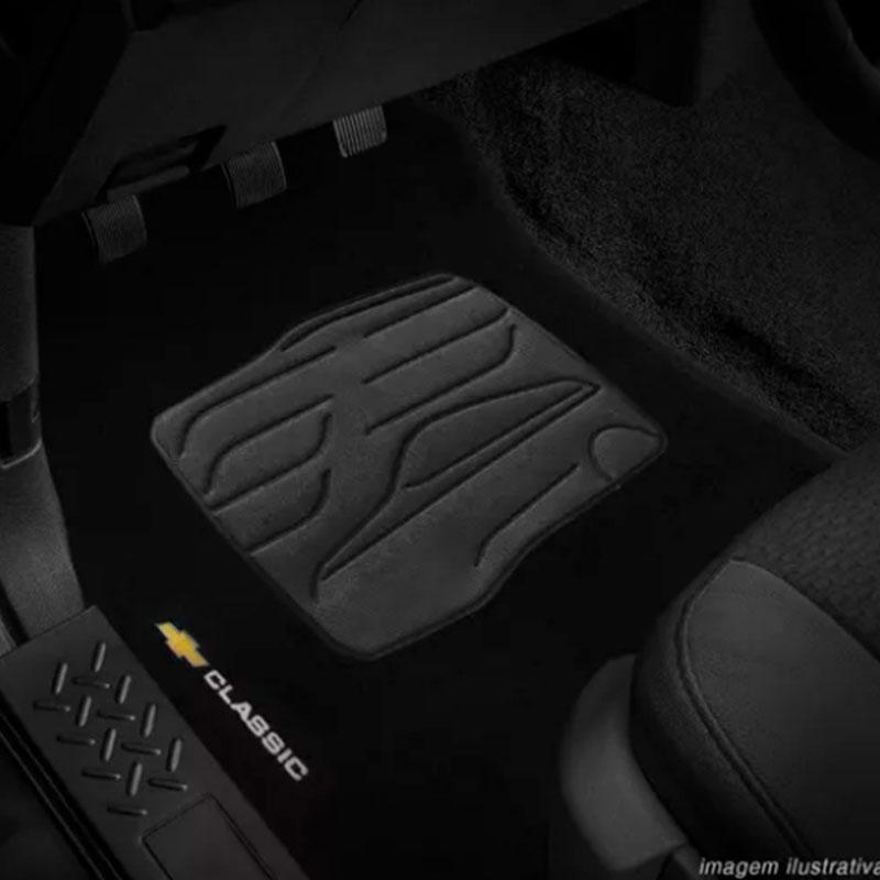 Jogo De Tapete Carpete Para Chevrolet Classic (INATIVO)