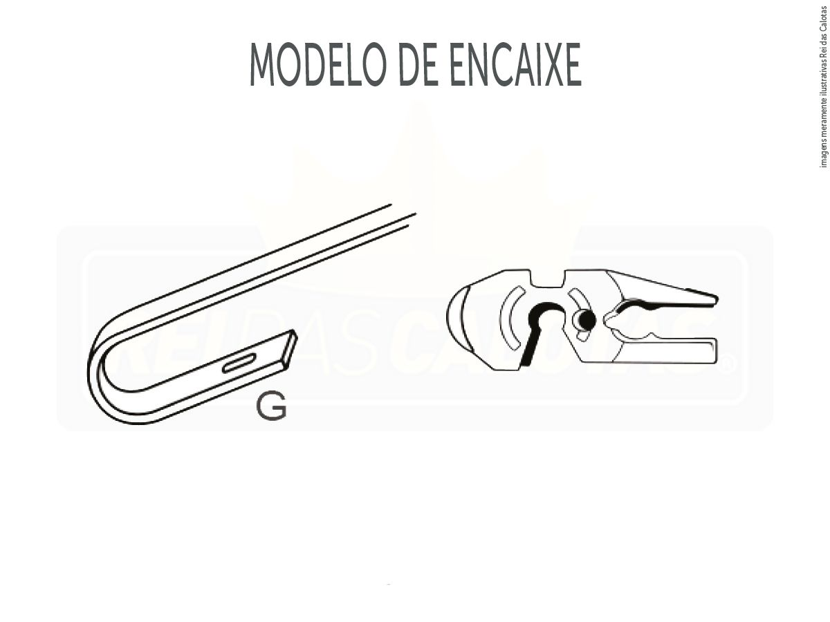 Kit de Palhetas Limpador de Parabrisa Peugeot 307 Ano 2001 2002 2003 2004 2005