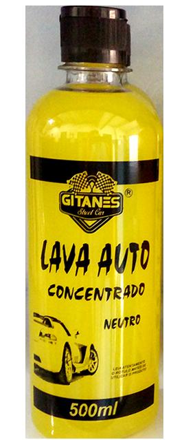 LAVA AUTO CREMOSO 500ML GITANES