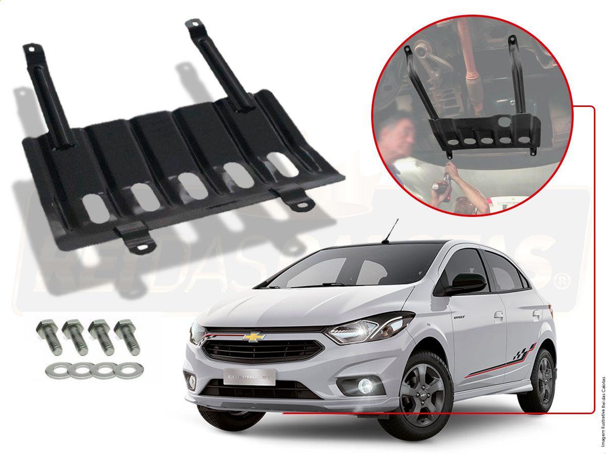 Protetor De Carter Chevrolet Onix 2014 2015 2016 2017 2018 2019