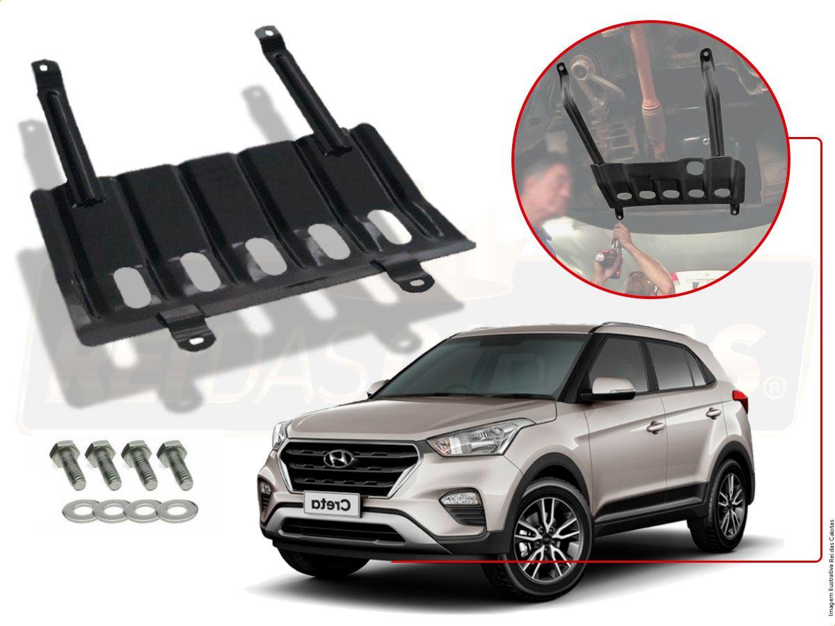 Protetor De Carter Hyundai Creta 2017 2018  2019 2020