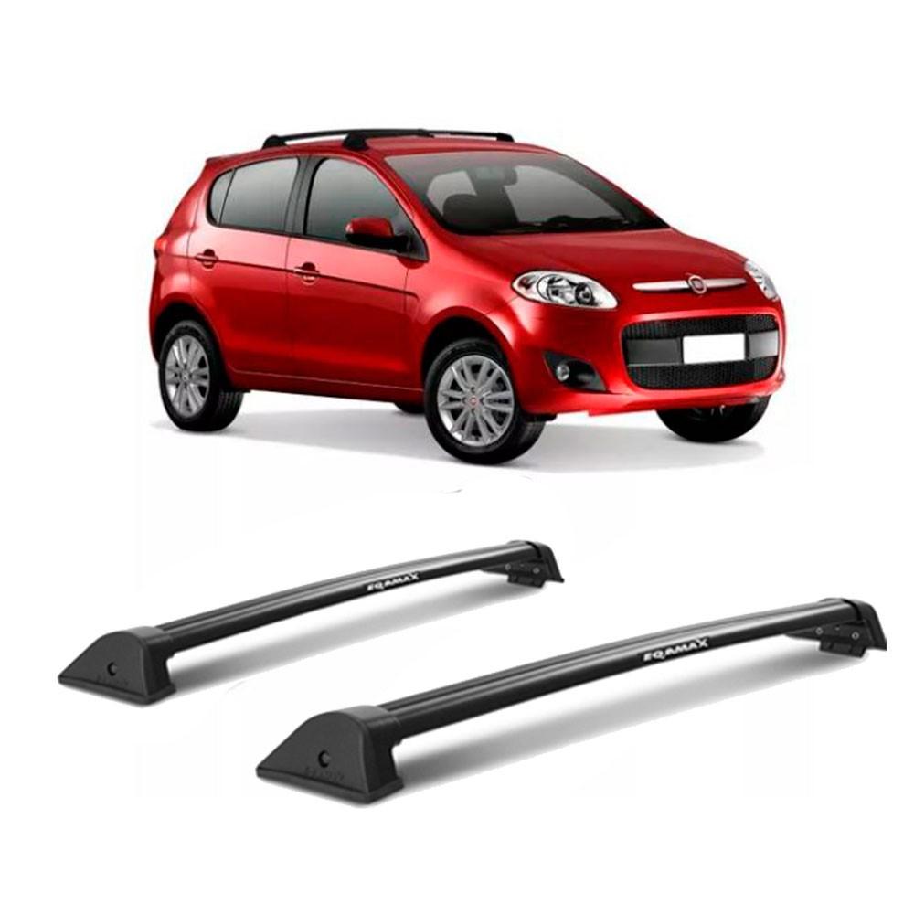 Rack De Teto New Wave Eqmax Fiat Palio Attractive  2012 a 2017 Santo Andre - ABC - SP