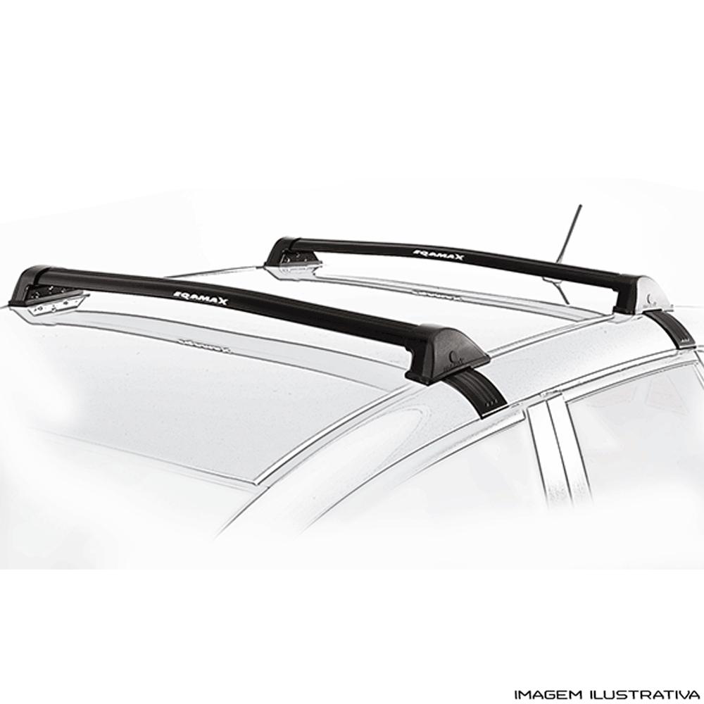 Rack De Teto New Wave Eqmax Ford New Fiesta hatch 2014 a 2017 Santo Andre - ABC - SP