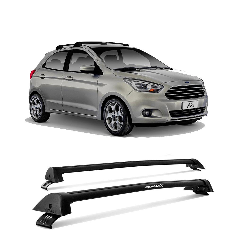 Rack De Teto New Wave Eqmax Ford Novo Ká 2015 a 2018 Santo Andre - ABC - SP