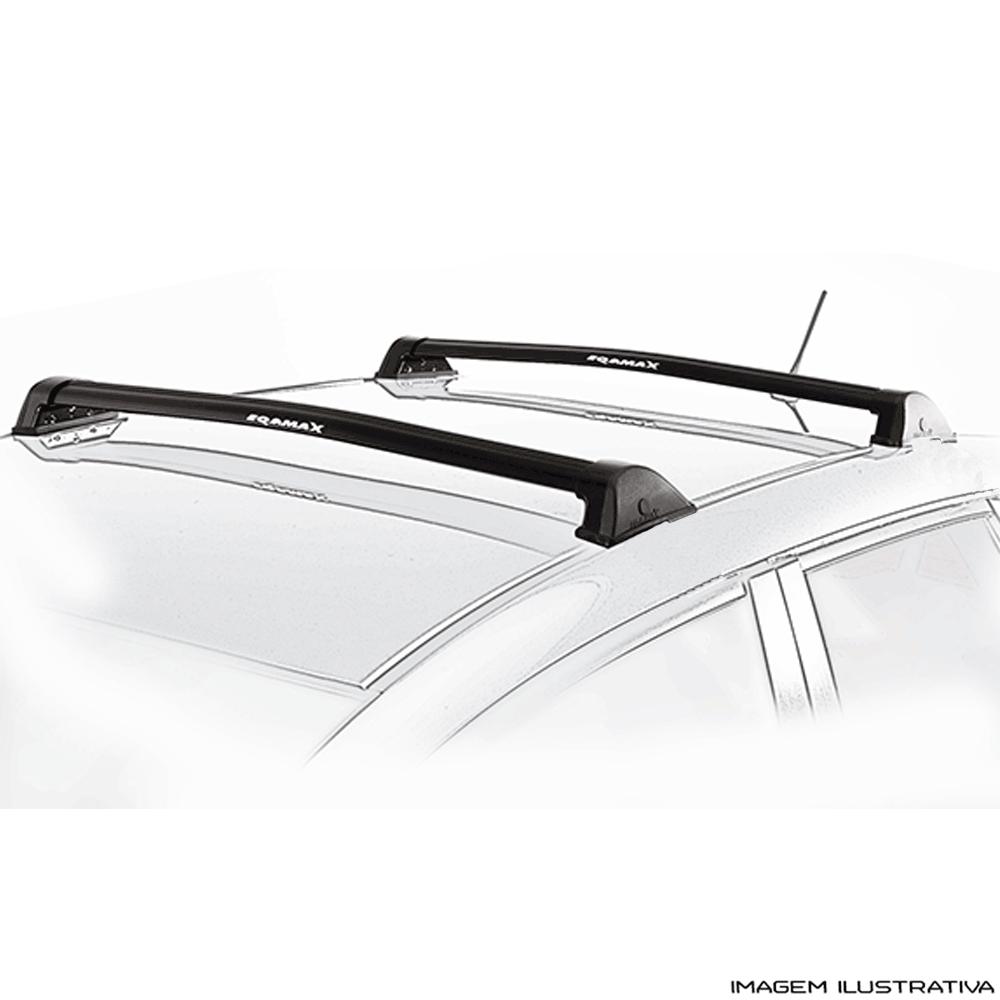 Rack De Teto New Wave Eqmax Peugeot 207 2008 a 2016 Santo Andre - ABC - SP
