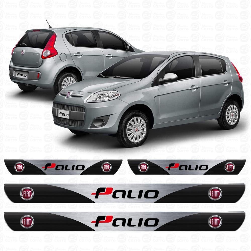 Soleira Resinada Personalizada para Fiat Palio
