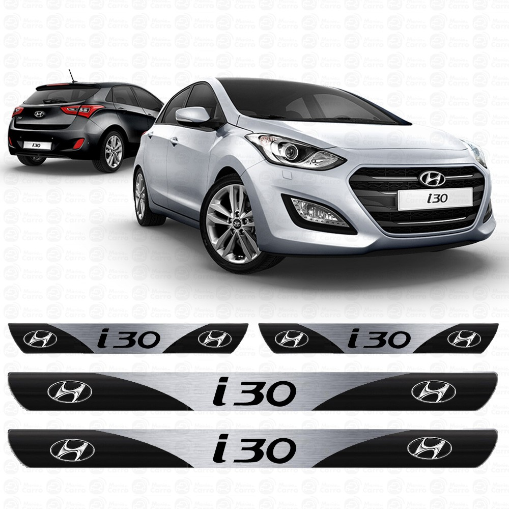 Soleira Resinada Personalizada para Hyundai i30