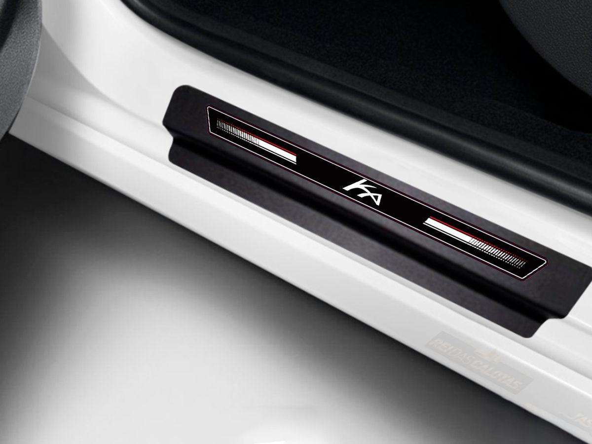 Soleira Speed Ford Ka 2019 2020