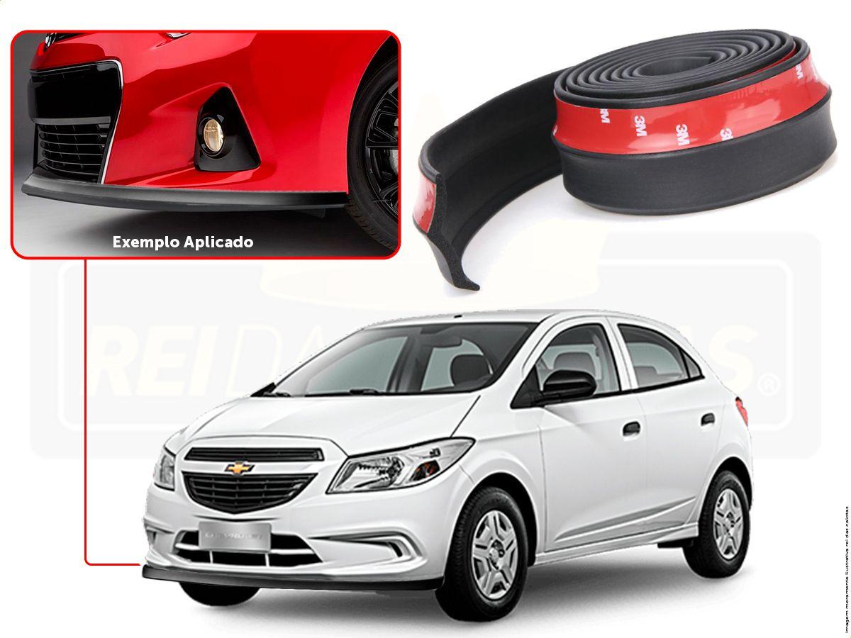 Spoiler De Personalização E Acabamento Sanfil Para Chevrolet Onix