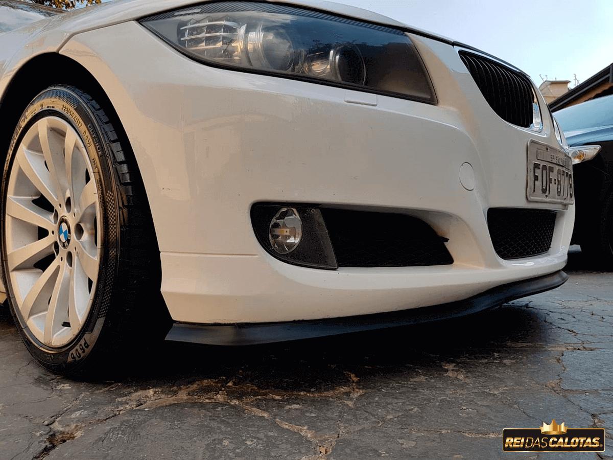 Spoiler De Personalização E Acabamento Sanfil Para Ford Focus