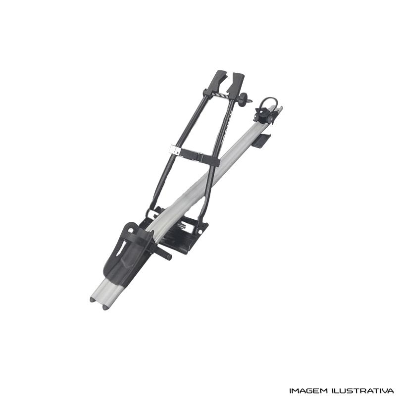 Suporte De Bicicleta Transbike Para Rack Universal Eqmax Prata
