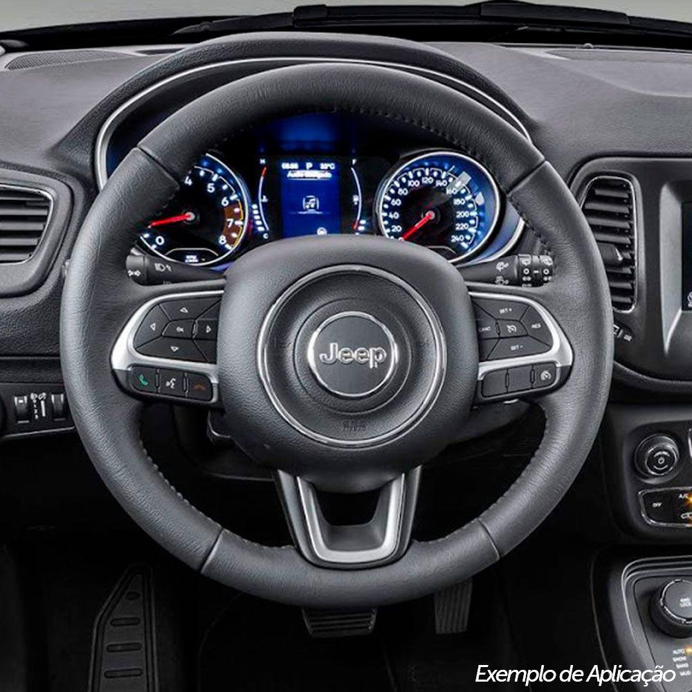Tampa de Volante Capa Airbag  Jeep Renegade 2015 A 2018