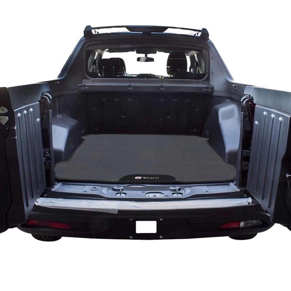 Tapete Carpete Porta Mala Fiat Toro 2018 2019