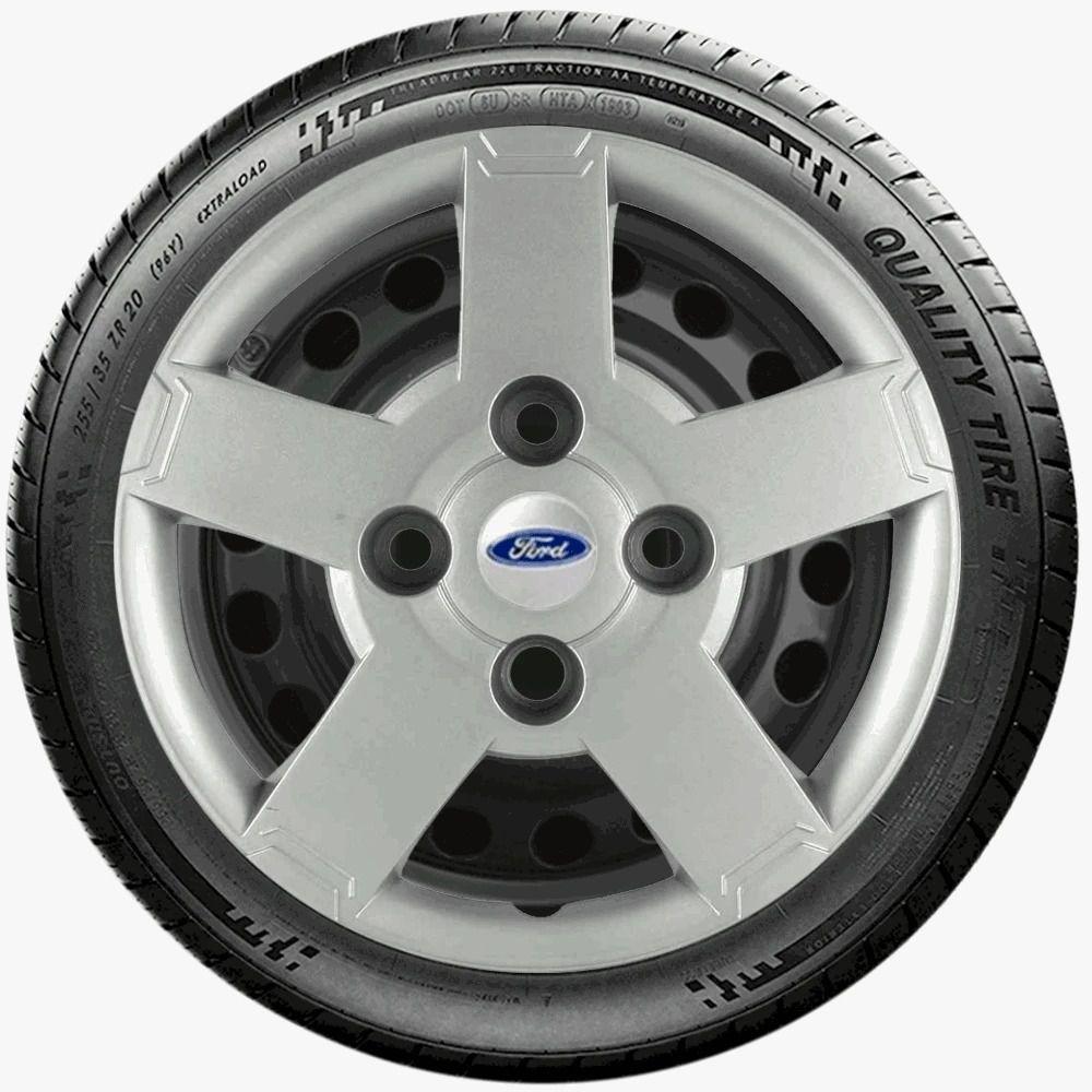 Calota Aro 13 Ford Fiesta Ká Escort 2000 2002 2004 2006... G013